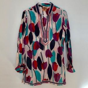 TORY BURCH TULIP TUNIC
